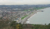 [Photo:View of Bray from Bray head]